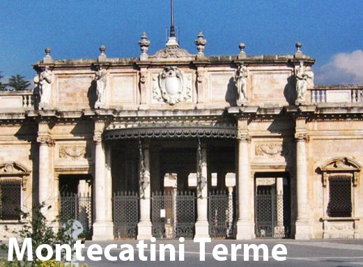 hotel centro Montecatini Terme