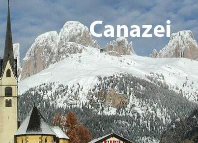 alberghi a Canazei