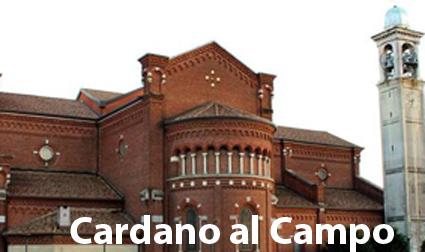 alberghi a Cardano al Campo