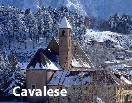 Alberghi a Cavalese
