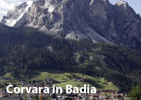 Alberghi a Corvara in Badia