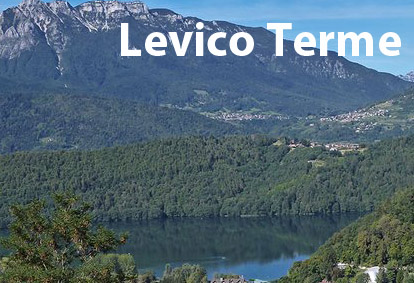 Alberghi a Levico Terme