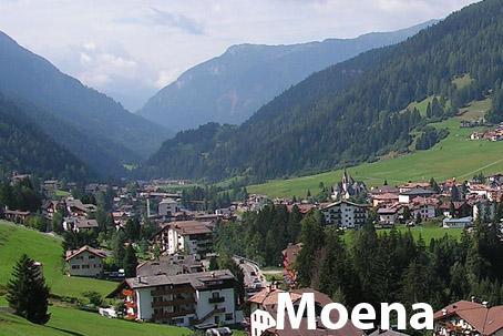 Alberghi a Moena