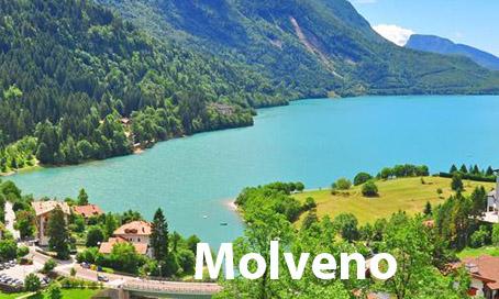 Alberghi a Molveno