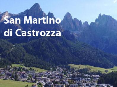 Alberghi a San Martino di Castrozza