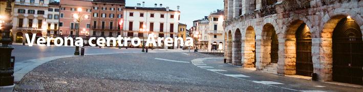 Alberghi a Verona centro