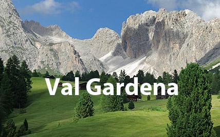 Alberghi in Val Gardena
