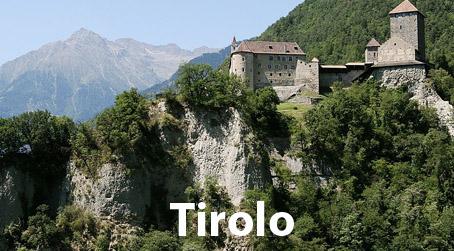 Alberghi nel Tirolo