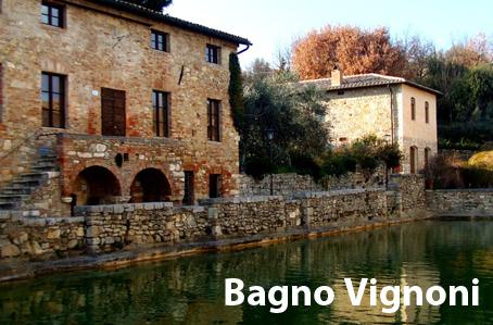 Alberghi a Bagno Vignoni