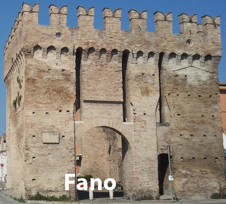 alberghi a Fano