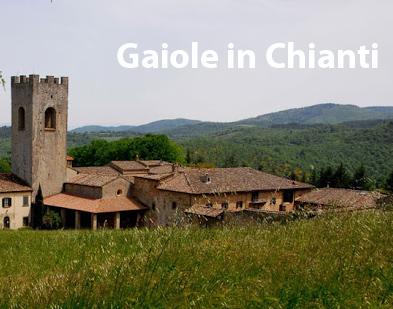 alberghi a Gaiole in Chianti