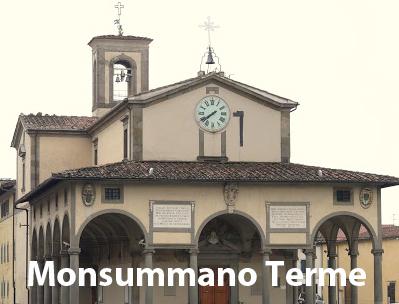 Alberghi a Monsummano Terme