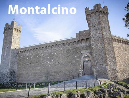 Alberghi a Montalcino