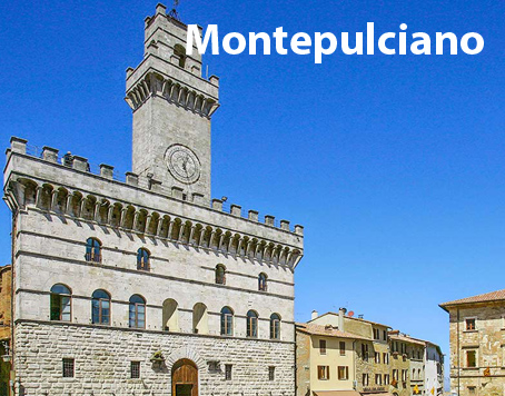 Alberghi a Montepulciano