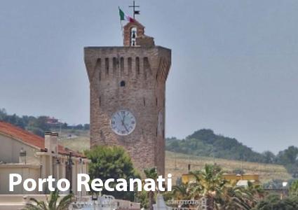 alberghi a Porto Recanati