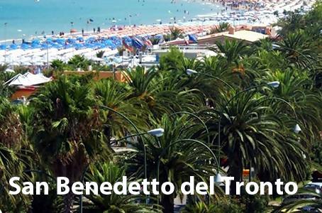 Alberghi a San Benedetto del Tronto