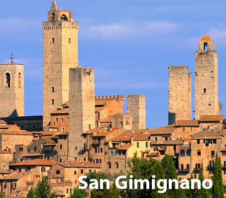 alberghi a San Gimignano