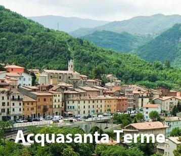 alberghi ad Acquasanta Terme