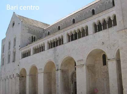 alberghi a Bari centro