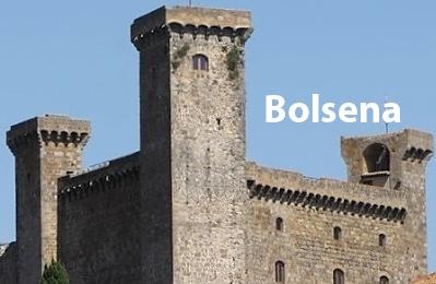 alberghi a Bolsena