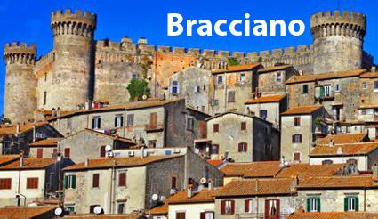 alberghi a Bracciano