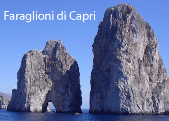 alberghi a Capri