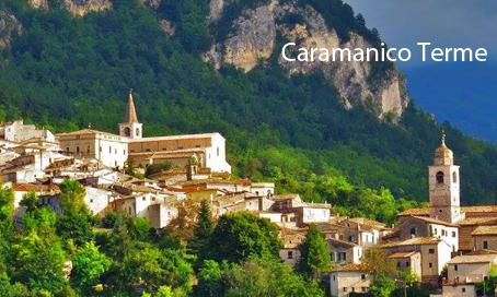 alberghi a Caramanico Terme