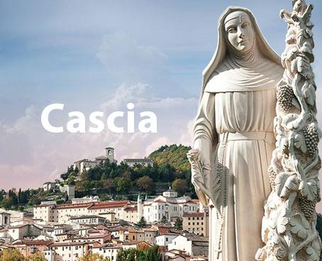 alberghi a Cascia