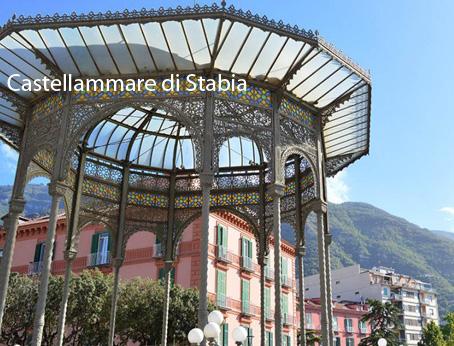 alberghi a Castellammare di Stabia