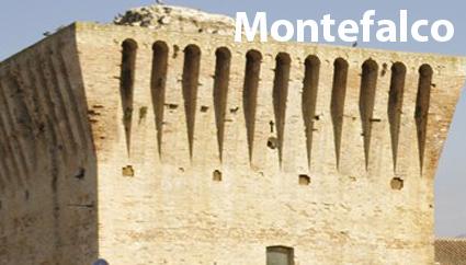 alberghi a Montefalco