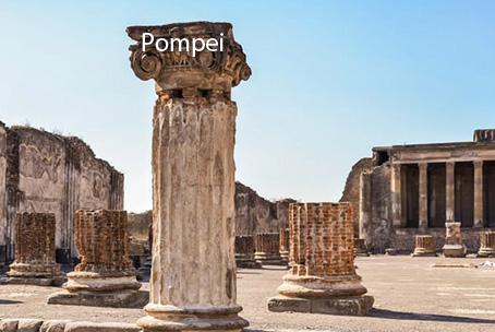 alberghi a Pompei
