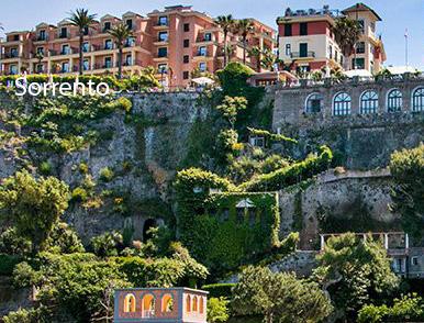 alberghi a Sorrento
