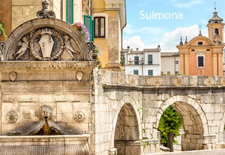alberghi a Sulmona