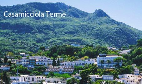 alberghi a Casamicciola Terme