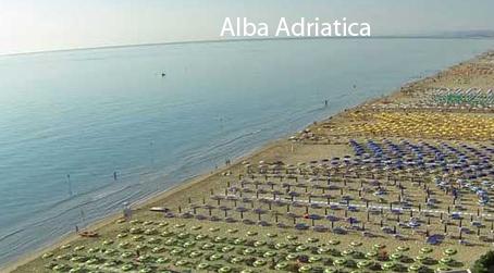 alberghi ad Alba Adriatica