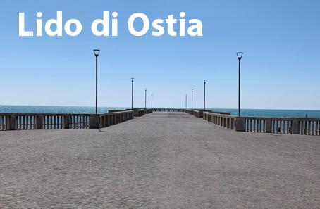 alberghi al Lido di Ostia