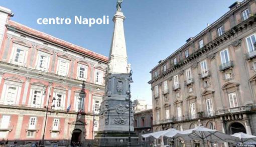 alberghi nel centro storico di Napoli