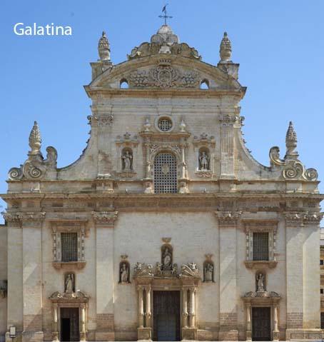 alberghi a Galatina