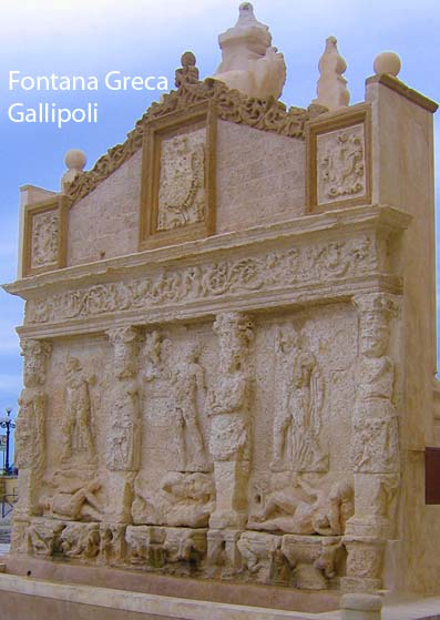 alberghi a Gallipoli