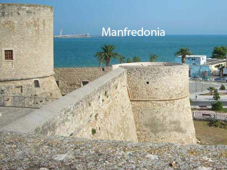 alberghi a Manfredonia