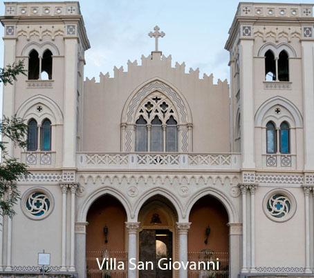 alberghi a Villa San Giovanni