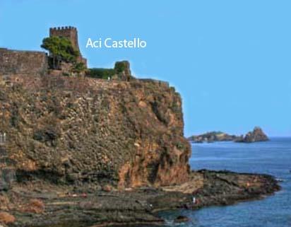 alberghi ad Aci Castello