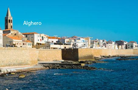 alberghi ad Alghero
