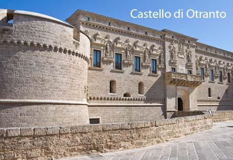 alberghi ad Otranto