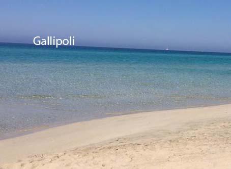 hotel a Gallipoli
